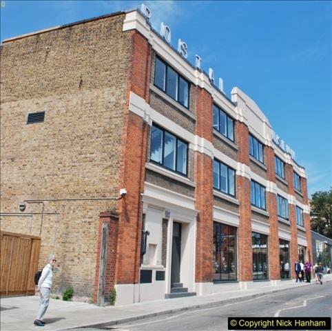 2018-06-09 The Postal Museum, Mount Pleasant, London.  (6)006