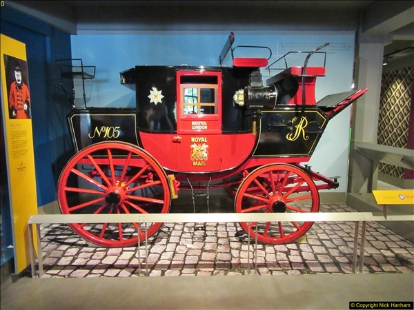 2018-06-09 The Postal Museum, Mount Pleasant, London.  (21)021