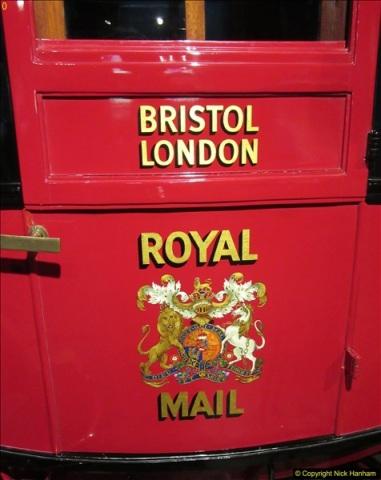 2018-06-09 The Postal Museum, Mount Pleasant, London.  (22)022
