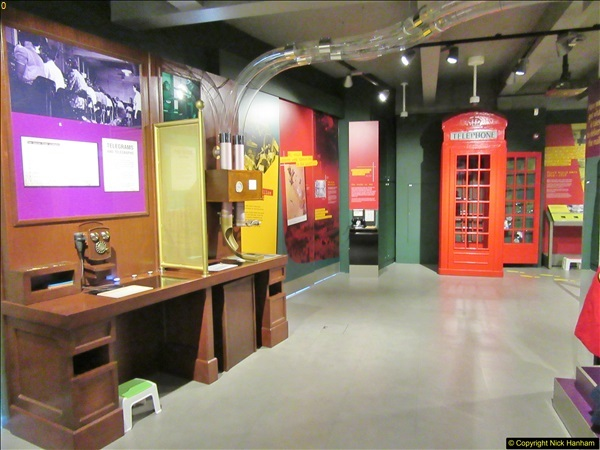 2018-06-09 The Postal Museum, Mount Pleasant, London.  (32)032