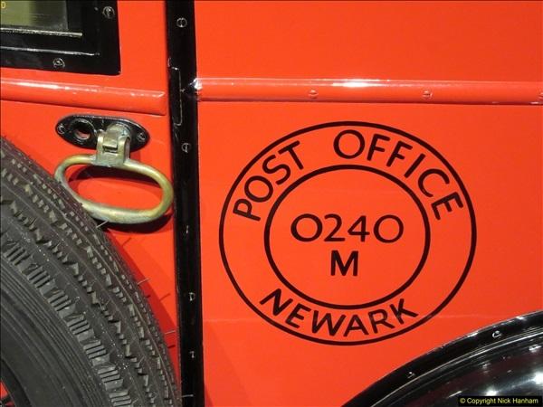 2018-06-09 The Postal Museum, Mount Pleasant, London.  (53)053