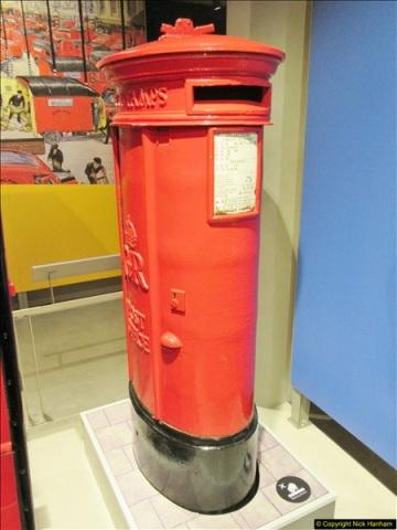2018-06-09 The Postal Museum, Mount Pleasant, London.  (60)060