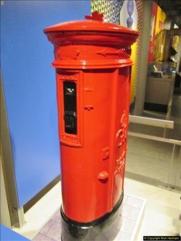 2018-06-09 The Postal Museum, Mount Pleasant, London.  (63)063