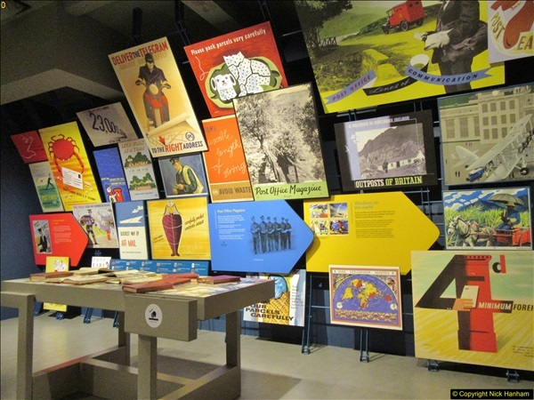2018-06-09 The Postal Museum, Mount Pleasant, London.  (64)064