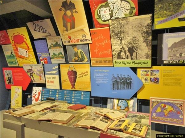 2018-06-09 The Postal Museum, Mount Pleasant, London.  (66)066