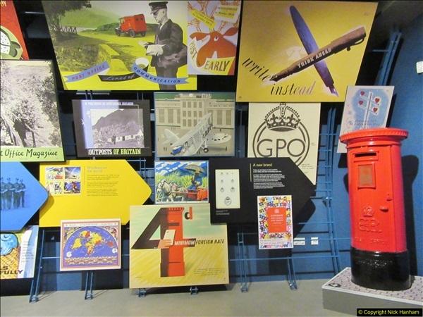 2018-06-09 The Postal Museum, Mount Pleasant, London.  (69)069