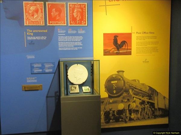 2018-06-09 The Postal Museum, Mount Pleasant, London.  (70)070
