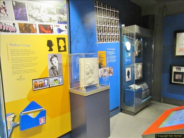 2018-06-09 The Postal Museum, Mount Pleasant, London.  (84)084