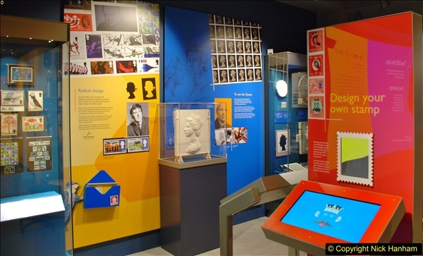 2018-06-09 The Postal Museum, Mount Pleasant, London.  (85)085