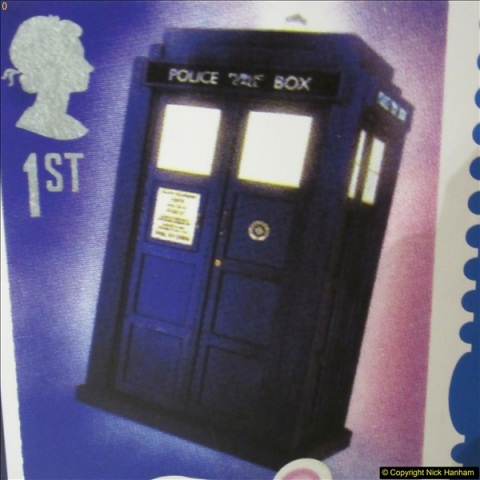 2018-06-09 The Postal Museum, Mount Pleasant, London.  (90)090