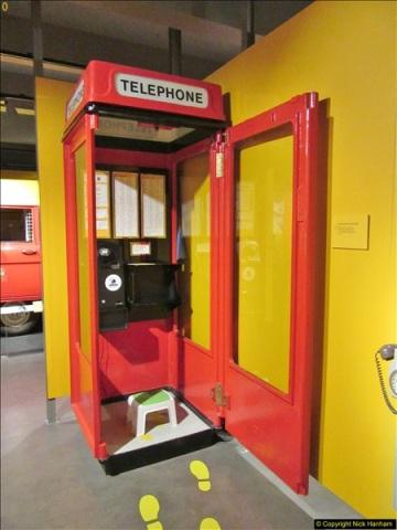 2018-06-09 The Postal Museum, Mount Pleasant, London.  (96)096