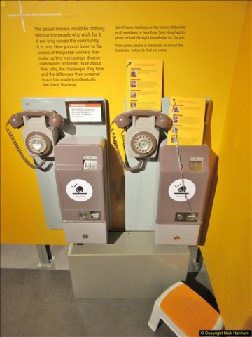 2018-06-09 The Postal Museum, Mount Pleasant, London.  (98)098