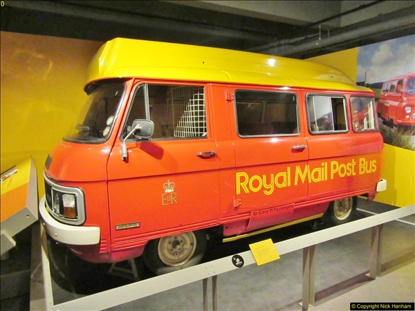 2018-06-09 The Postal Museum, Mount Pleasant, London.  (99)099