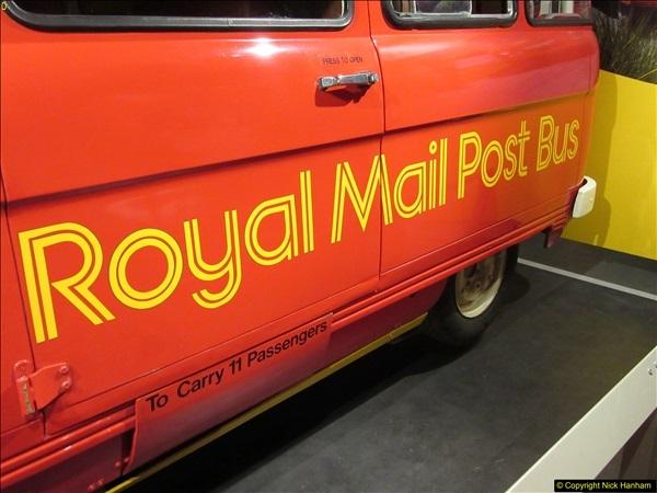2018-06-09 The Postal Museum, Mount Pleasant, London.  (102)102
