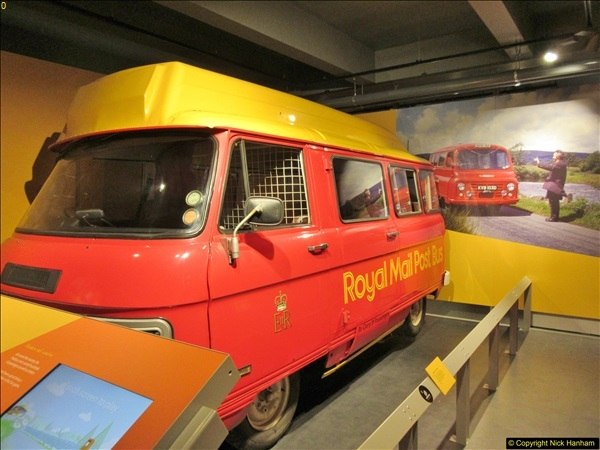 2018-06-09 The Postal Museum, Mount Pleasant, London.  (103)103