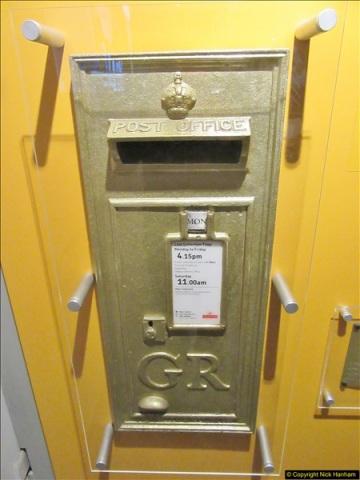2018-06-09 The Postal Museum, Mount Pleasant, London.  (107)107