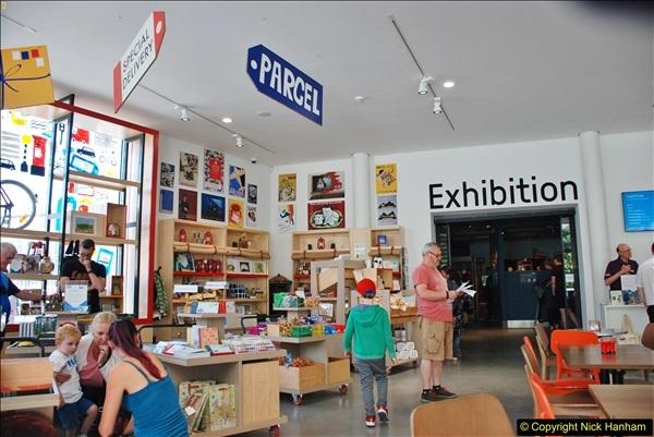 2018-06-09 The Postal Museum, Mount Pleasant, London.  (120)120