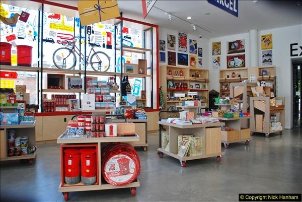2018-06-09 The Postal Museum, Mount Pleasant, London.  (121)121