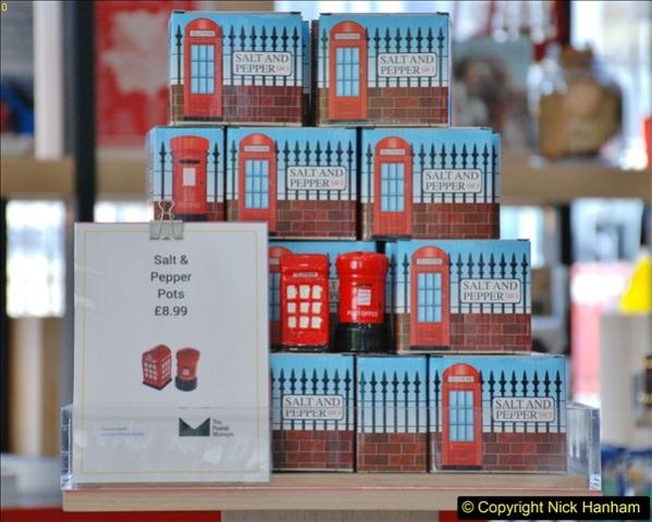 2018-06-09 The Postal Museum, Mount Pleasant, London.  (123)123