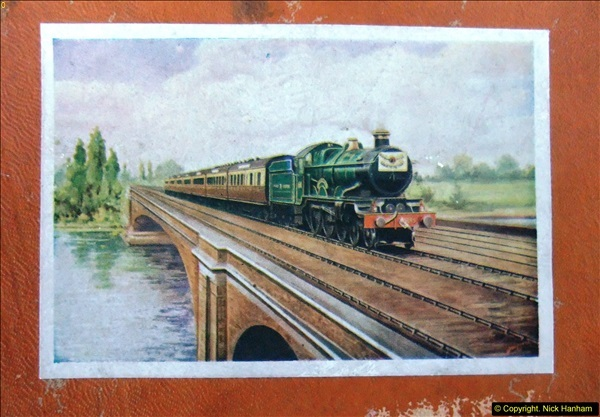 2014-02-15. A proper jigsaw puzzle issued by the GWR.  (2)214