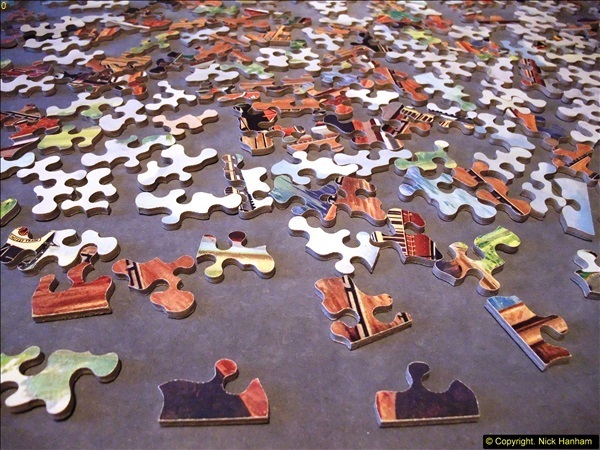 2014-02-15. A proper jigsaw puzzle issued by the GWR.  (12)224