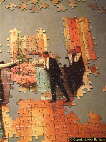 2014-05-20 to 30. This was a very difficult puzzle to do being very complex.  (8)305
