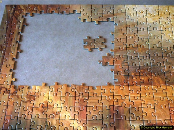 2014-05-20 to 30. This was a very difficult puzzle to do being very complex.  (14)311