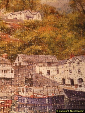 2015-08-04 The two X 1000 piece puzzles of Clovelly completed (15)154