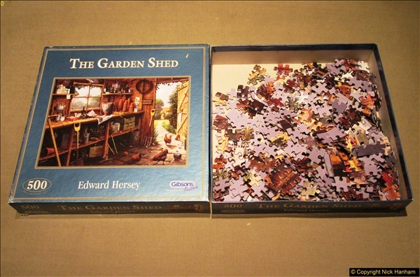 2017-01-12 to 15 First jigsaws of 2017. (3)319