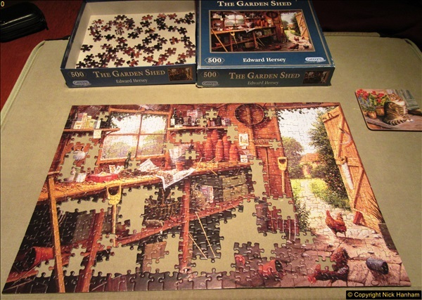2017-01-12 to 15 First jigsaws of 2017. (9)325