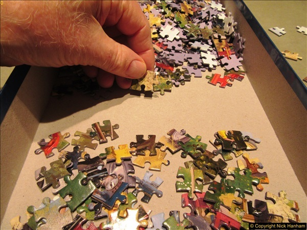 2017-01-12 to 15 First jigsaws of 2017. (21)337
