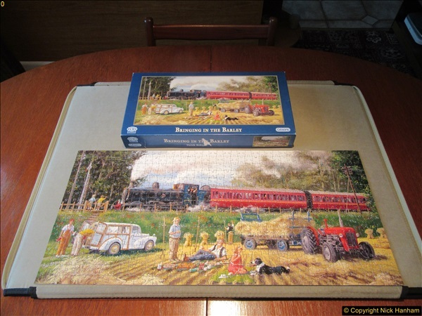 2017-01-12 to 15 First jigsaws of 2017. (29)345