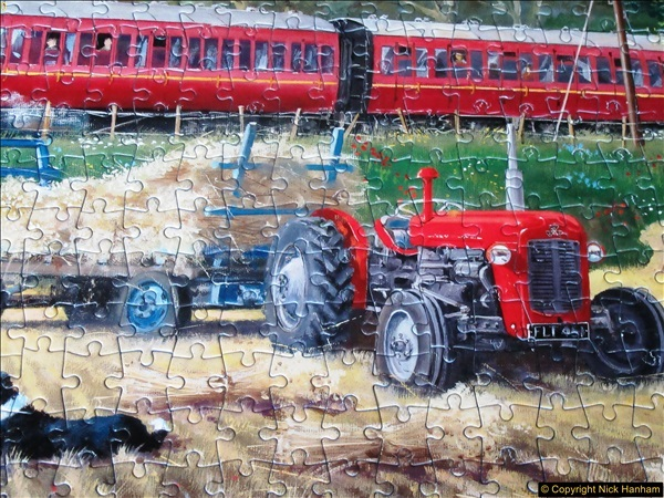 2017-01-12 to 15 First jigsaws of 2017. (33)349