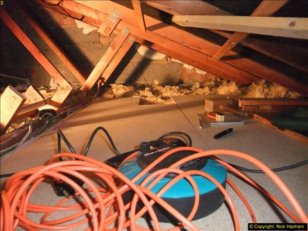 2015 January, February & March Roof Room Extension. (5)617