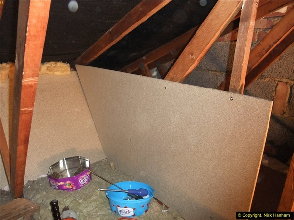 2015 January, February & March Roof Room Extension. (14)626