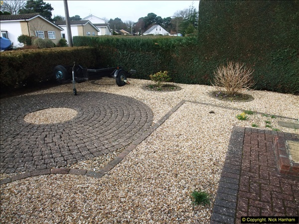 2015-03-08 Back & Front garden before changes.  (15)072