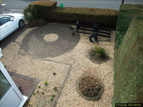 2015-03-08 Back & Front garden before changes.  (22)079