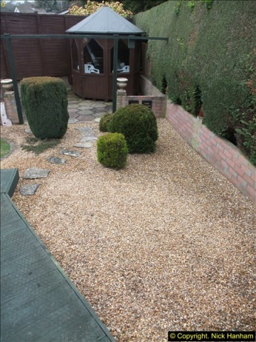 2015-03-28 Front & Back Garden plus Kitchen Refurbishment final pictures.  (20)270