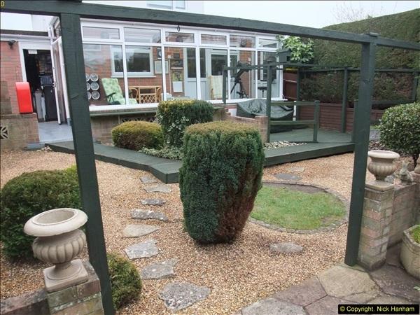 2015-03-28 Front & Back Garden plus Kitchen Refurbishment final pictures.  (33)283