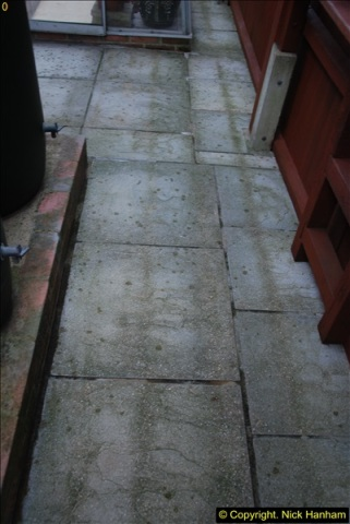 2015-04-28 Jet washing paths and outside house now finished.  (6)407