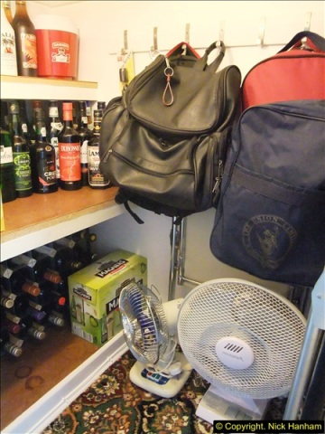 2015-07-01 The Hole in the Wall cupboard, Boiler House, Cellar decoration now completed. (2)502