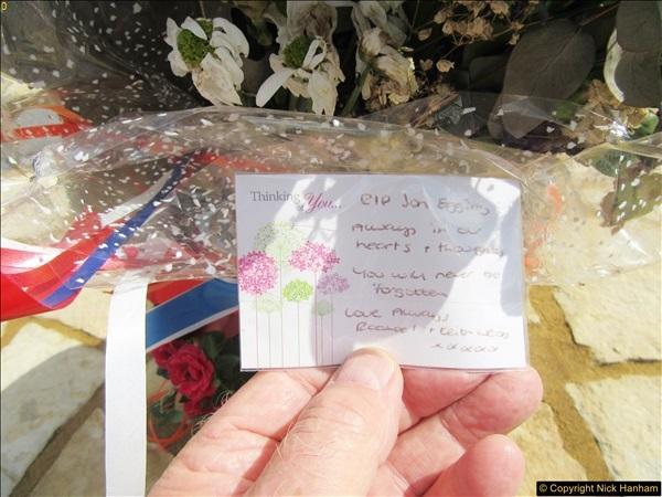 2017-09-11 The repositioned Jon Egging Memoril Bournemouth, Dorset.  (14)091