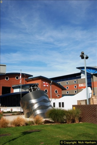 2015-06-22 RNLI Open Day including the new lifeboat building facility.  (7)007
