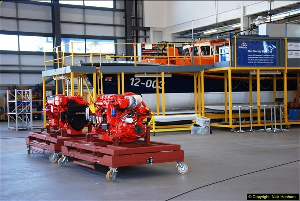 2015-06-22 RNLI Open Day including the new lifeboat building facility.  (19)019