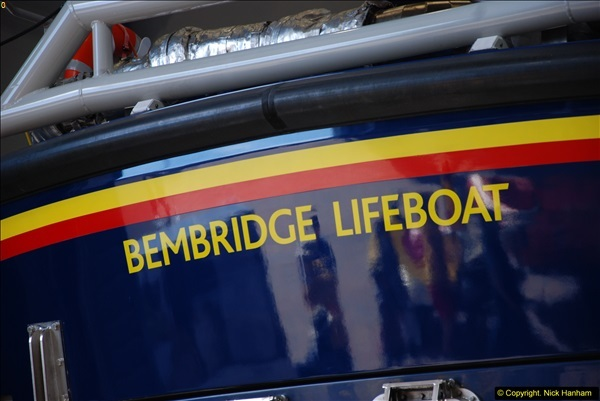 2015-06-22 RNLI Open Day including the new lifeboat building facility.  (23)023