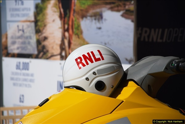 2015-06-22 RNLI Open Day including the new lifeboat building facility.  (26)026