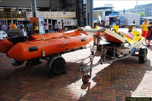 2015-06-22 RNLI Open Day including the new lifeboat building facility.  (29)029