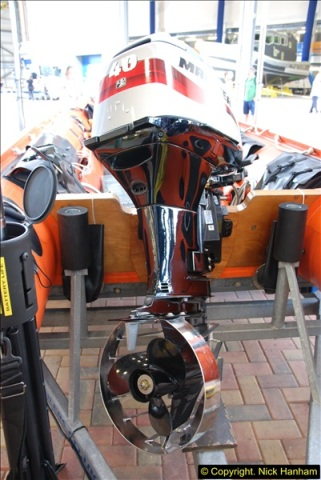 2015-06-22 RNLI Open Day including the new lifeboat building facility.  (36)036