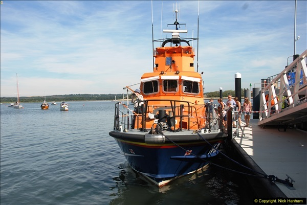 2015-06-22 RNLI Open Day including the new lifeboat building facility.  (75)075
