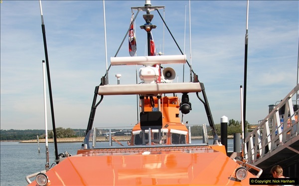 2015-06-22 RNLI Open Day including the new lifeboat building facility.  (78)078